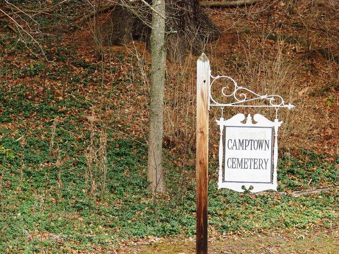 Camptown Cemetery