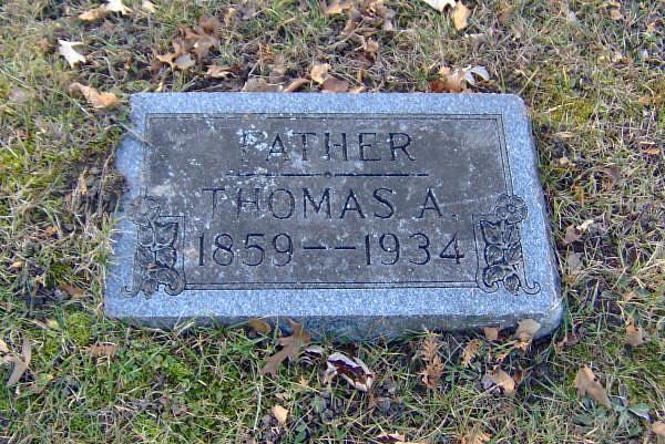 Thomas Atkinson Thayer