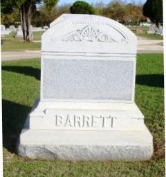 Alma Barrett