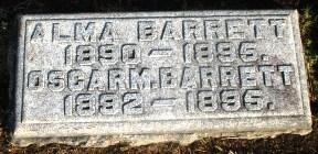 Oscar M Barrett