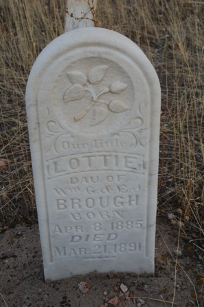 Charlotte Elizabeth Lottie Brough