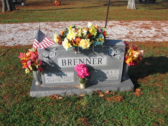 Elenora C <i>Klingler</i> Brenner