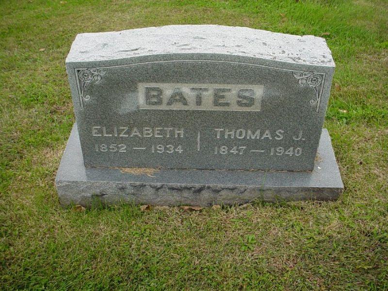 Elizabeth <i>Parent</i> Bates