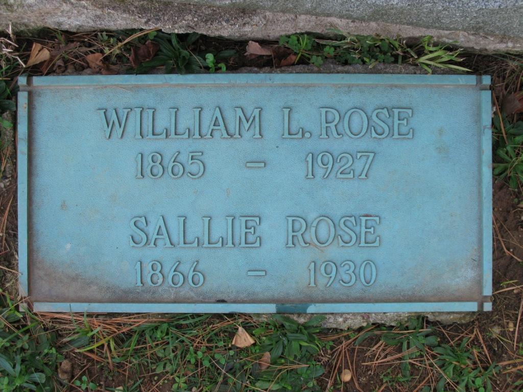 William Lincoln Rose