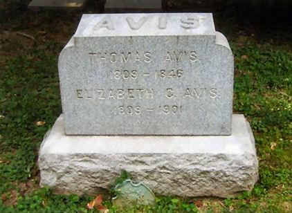 Elizabeth <i>Cobb</i> Avis