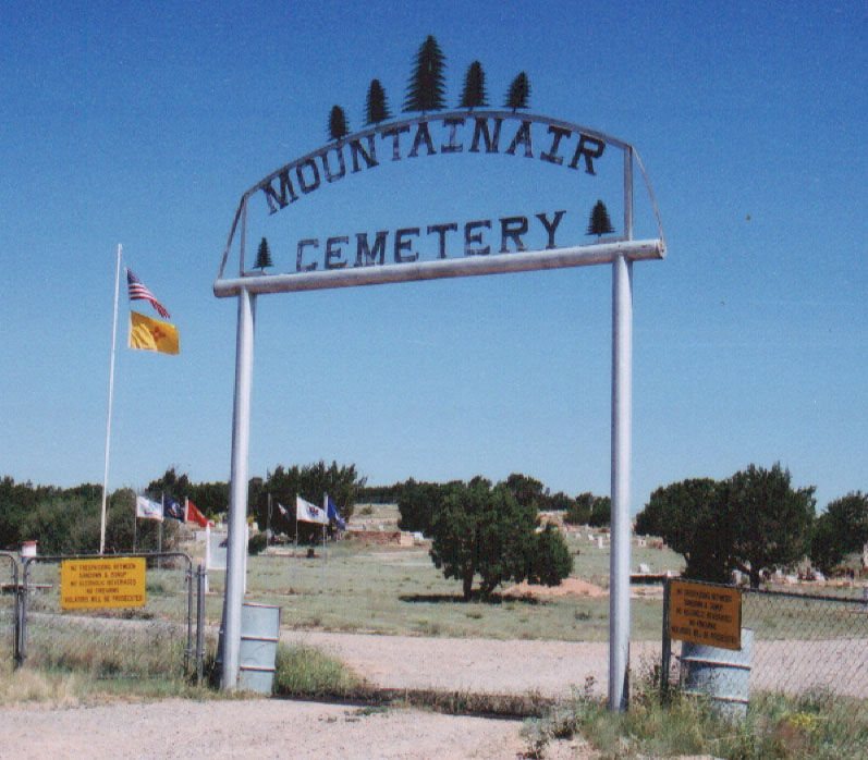 Mountainair Cemetery