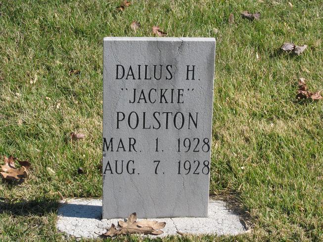 Dailus H Jackie Polston