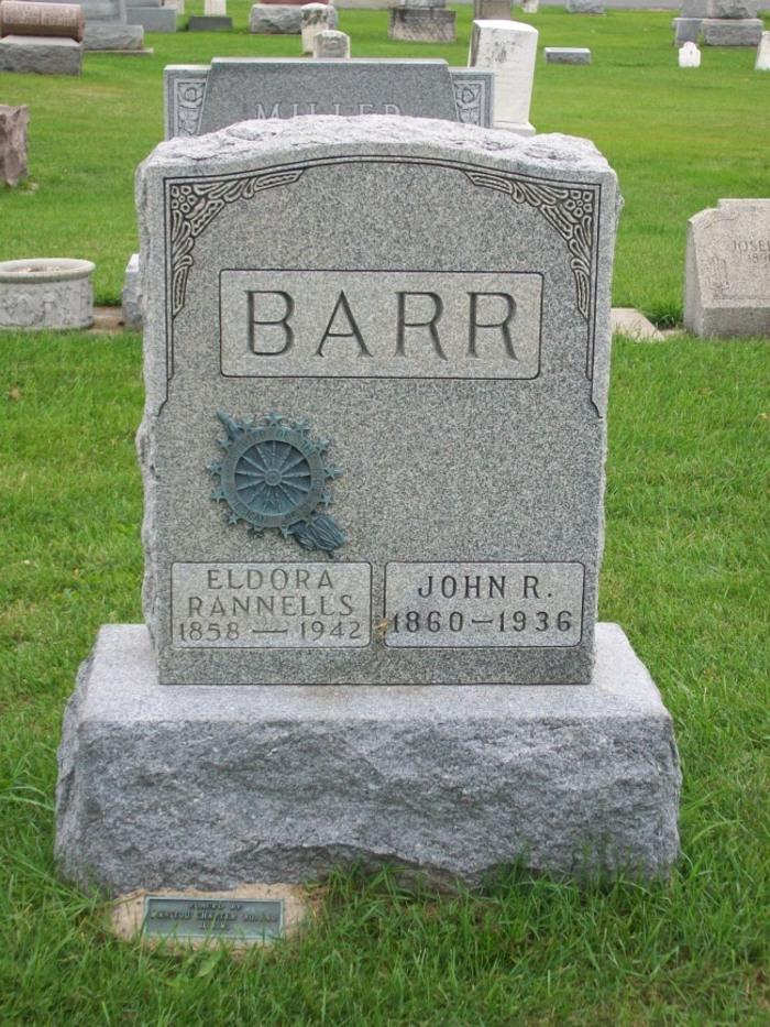 Eldora <i>Robbins</i> Barr