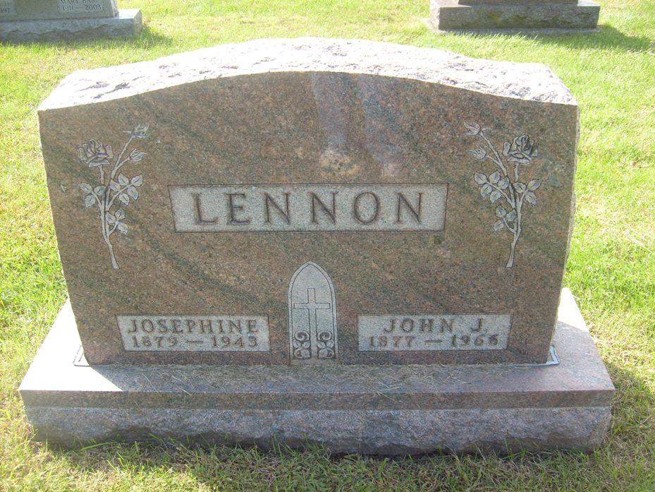 John Lennon 1877 1966 Find A Grave Memorial