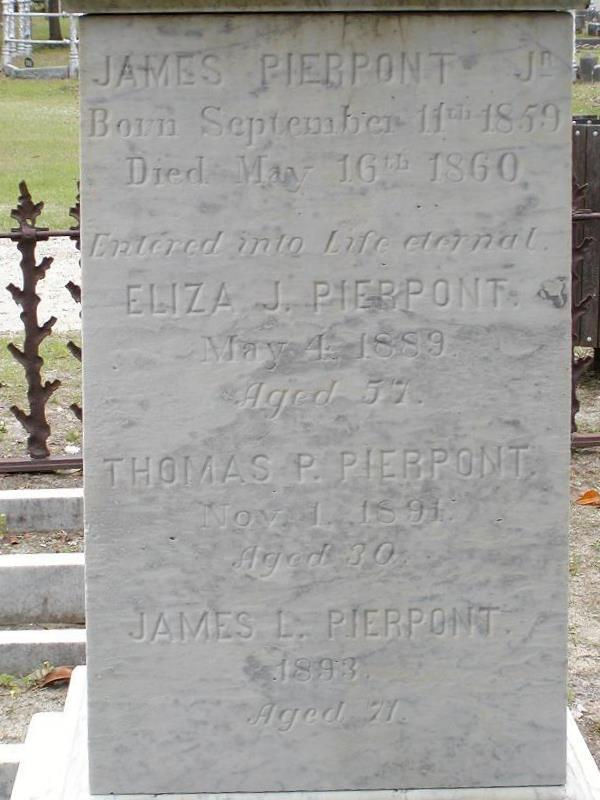 James Lord Pierpont, Jr