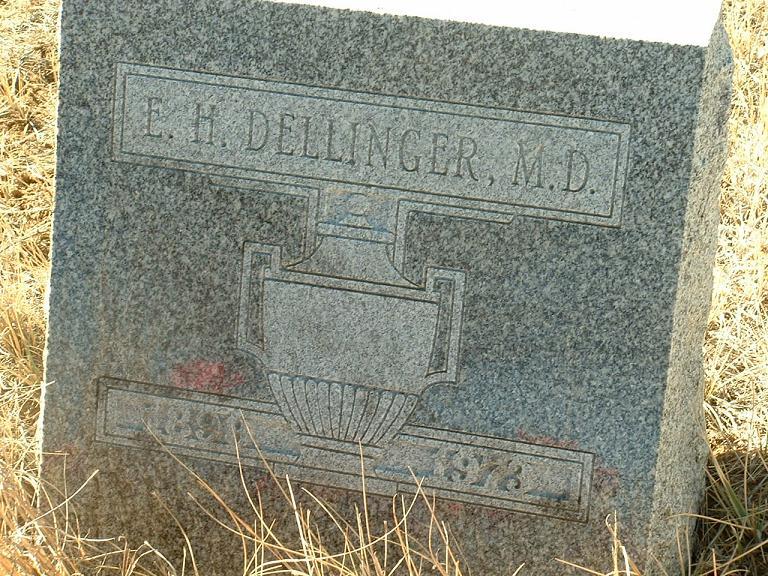 Dr Earl Harold Dellinger