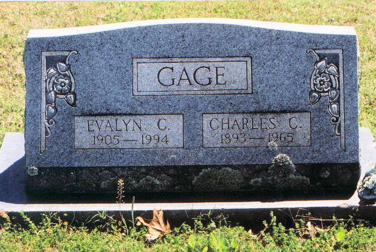 Evalyn Chloe <i>Snow</i> Gage
