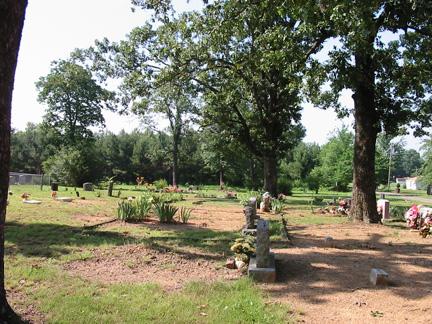 Mount George Cemetery
