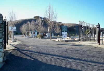 San Miguel District Cemetery