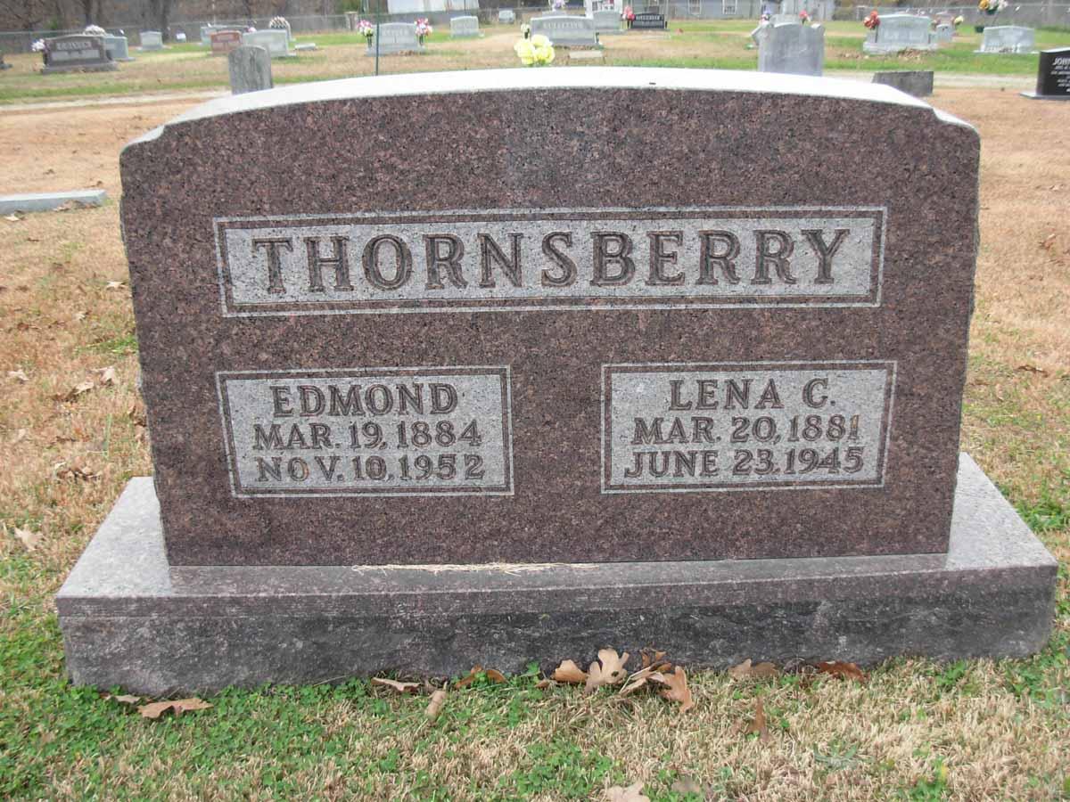 William Edmond Thornsberry