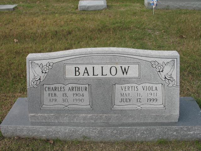 Vertis Viola Ballow