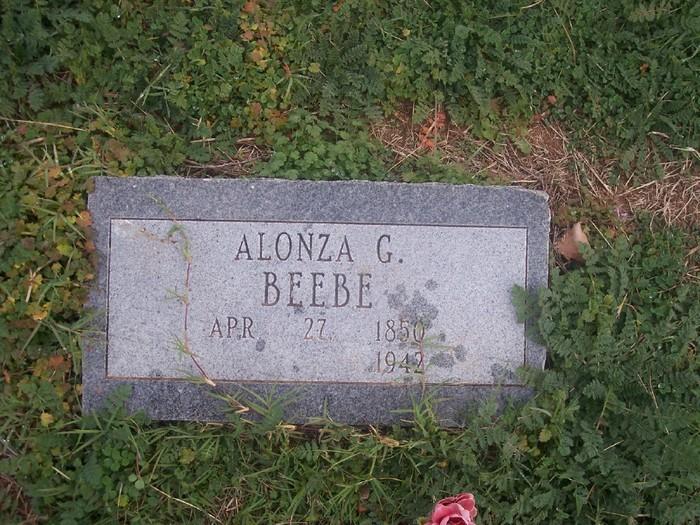 Alonza George Beebe