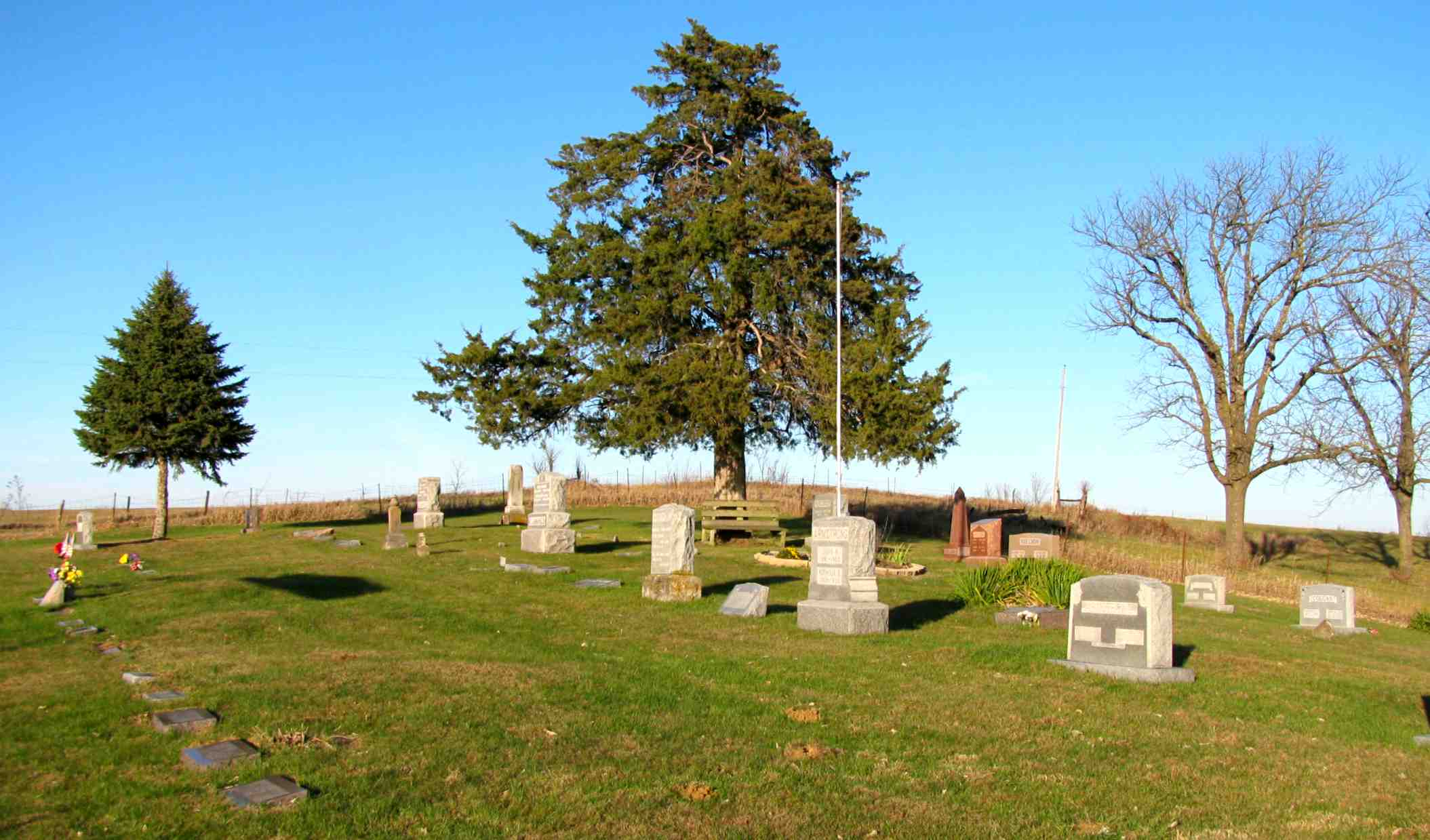 Gore-Cummings-Nielson-Armstrong-Case Cemetery