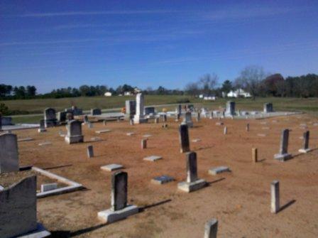 George W. Malcom Cemetery