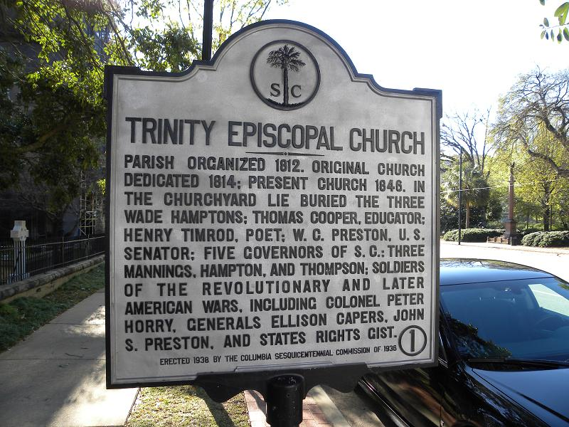 Trinity Episcopal Cathedral Cemetery