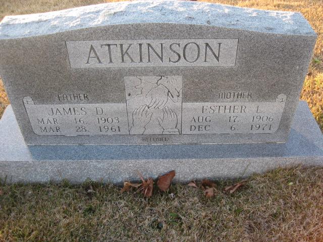 Esther L. Atkinson