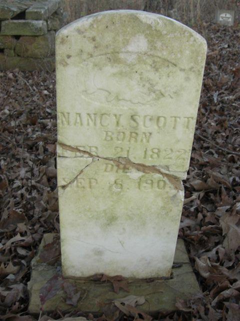 Nancy <i>Lay</i> Scott