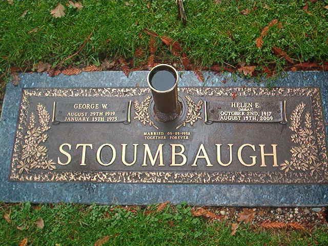 George Washington Stoumbaugh