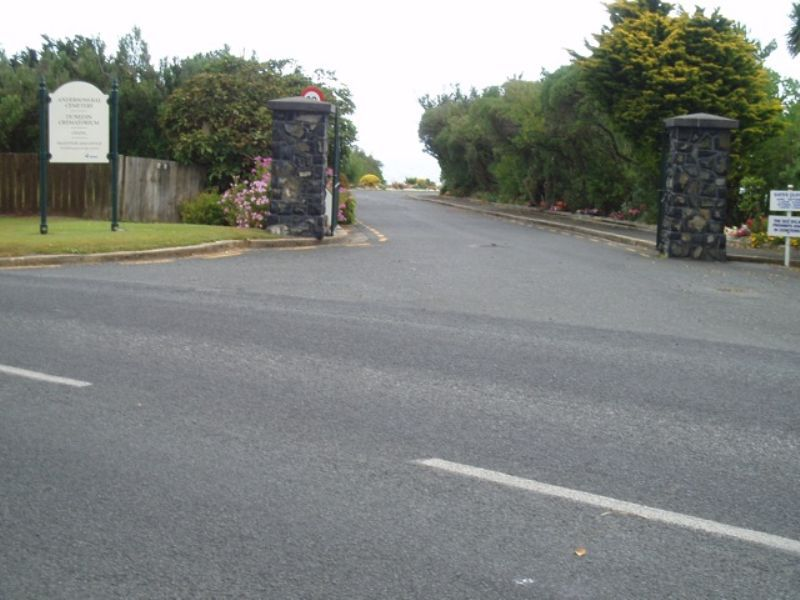 Anderson's Bay Cemetery