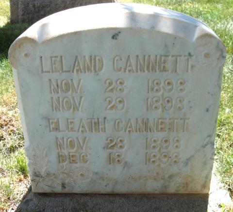 Aleth Gannett