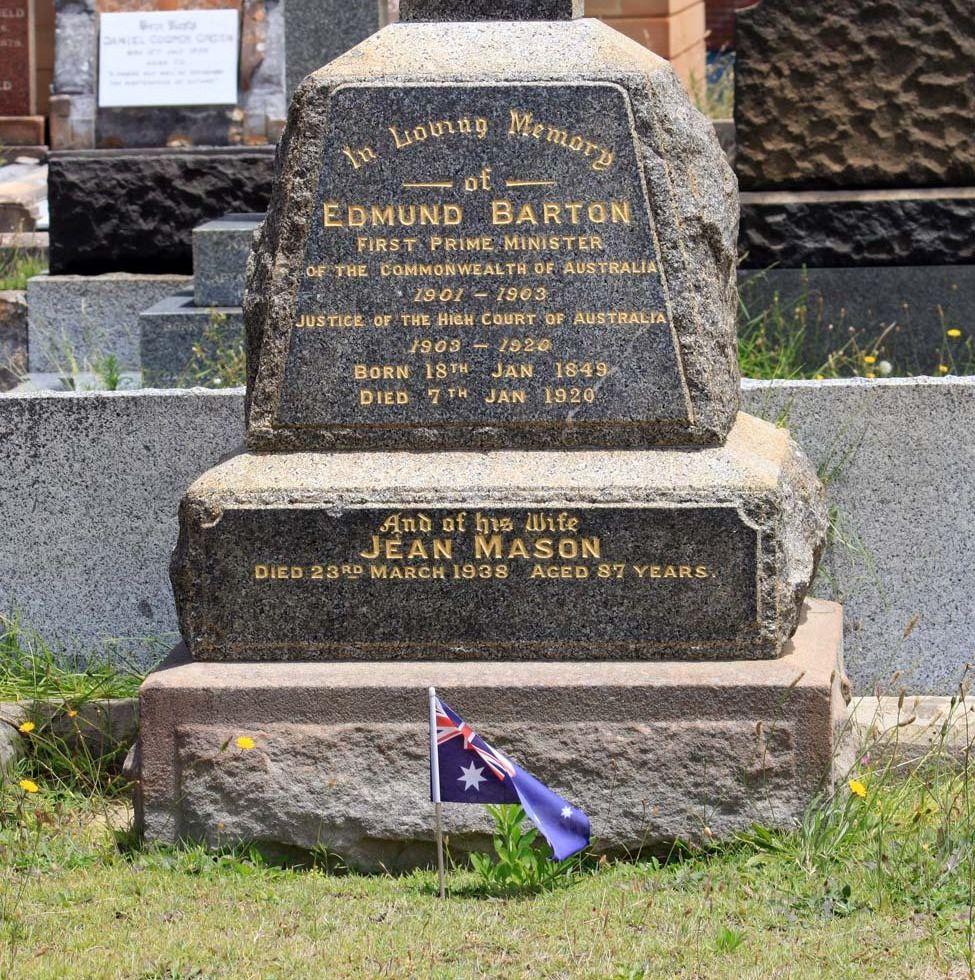 Sir Edmund Barton