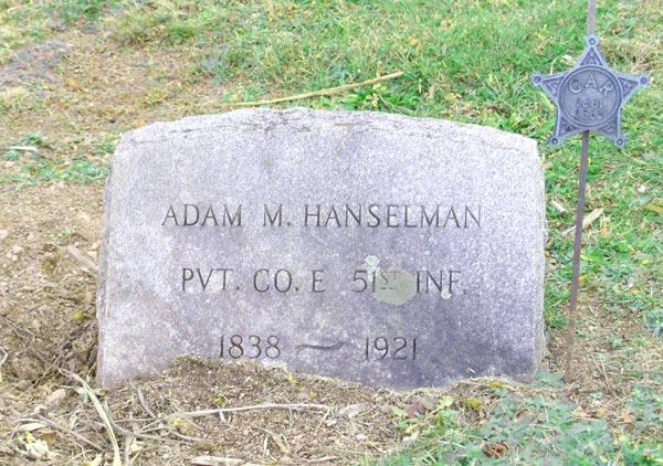 Adam M. Hanselman