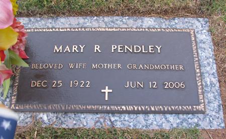 Mary Beth <i>Rogers</i> Pendley