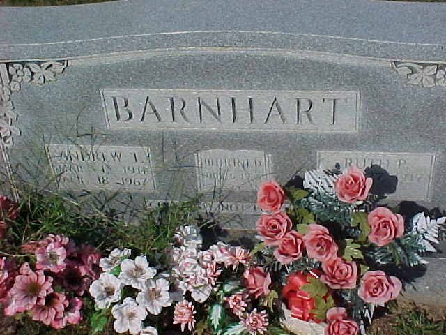 Ruth Pauline <i>Wyrick</i> Barnhart