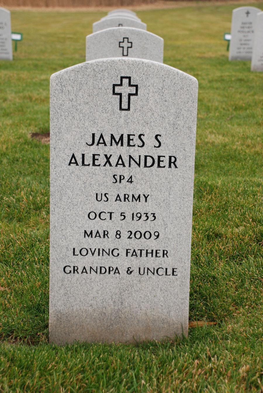 James Sylvester Alexander