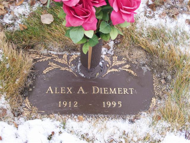 Alex Albert Diemert