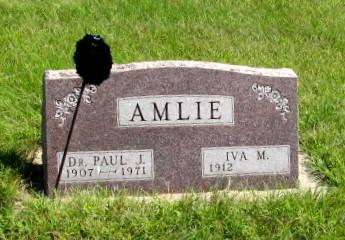 Iva M <i>Mishler</i> Amlie