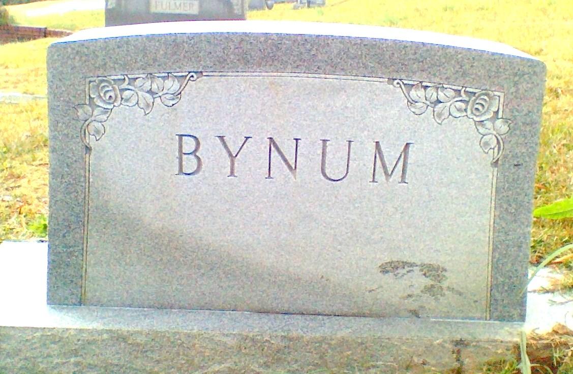 Lula Maud <i>Davis</i> Bynum