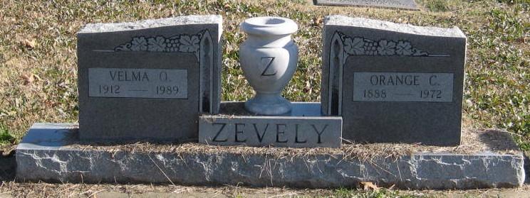 Orange Zevely
