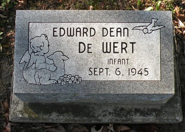 Edward Dean DeWert