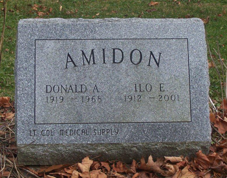 Ilo Estelle <i>Moon</i> Amidon