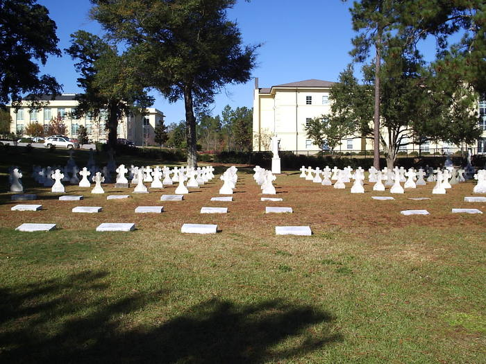 Spring Hill College Jesuit Cemetery