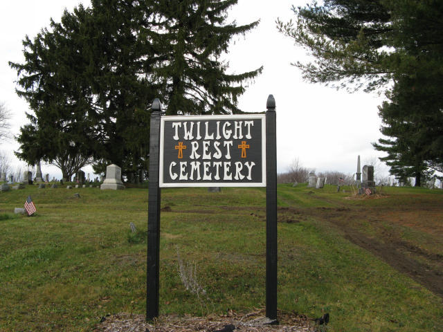 Twilight Rest Cemetery