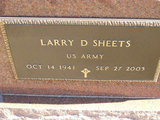 Larry D. Sheets