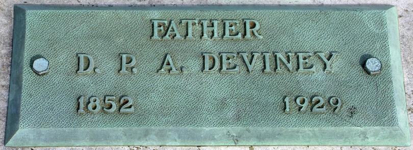 Daniel P. A. Deviney