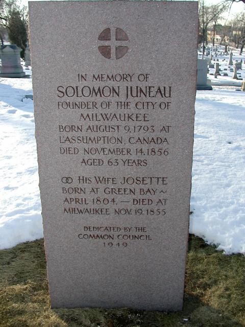 Solomon Laurent Juneau