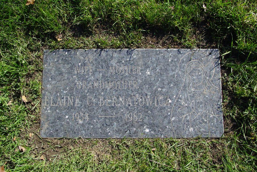Elaine C. <i>Heimoner</i> Bernatowicz
