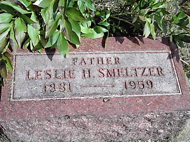 Leslie H Smeltzer