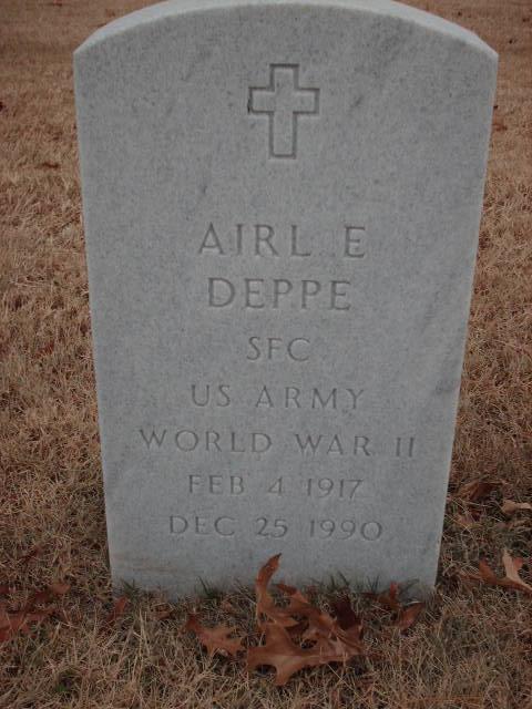 Airl Eugene Deppe