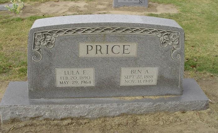 Lula E. <i>Wallace</i> Price