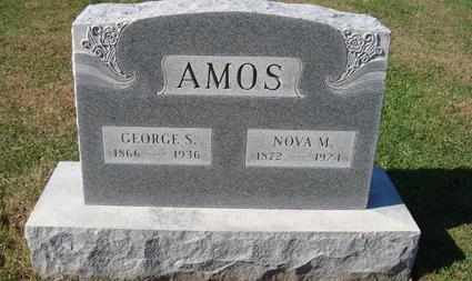 Nova M Amos